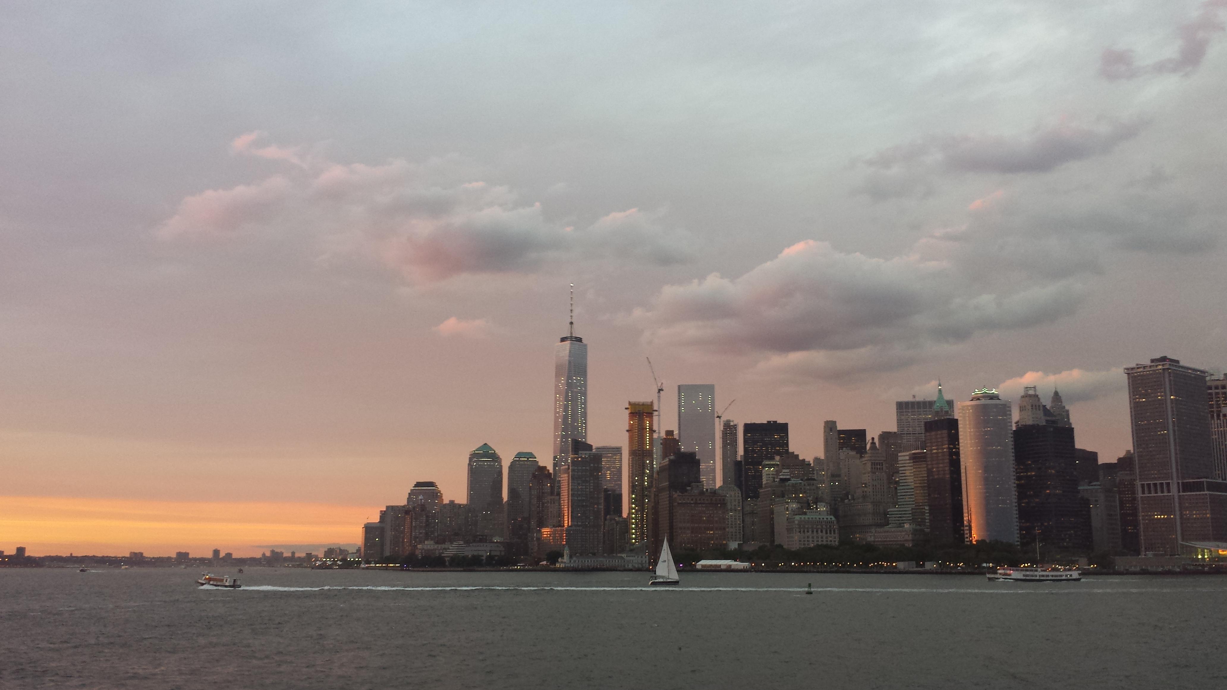 new york-quartieri