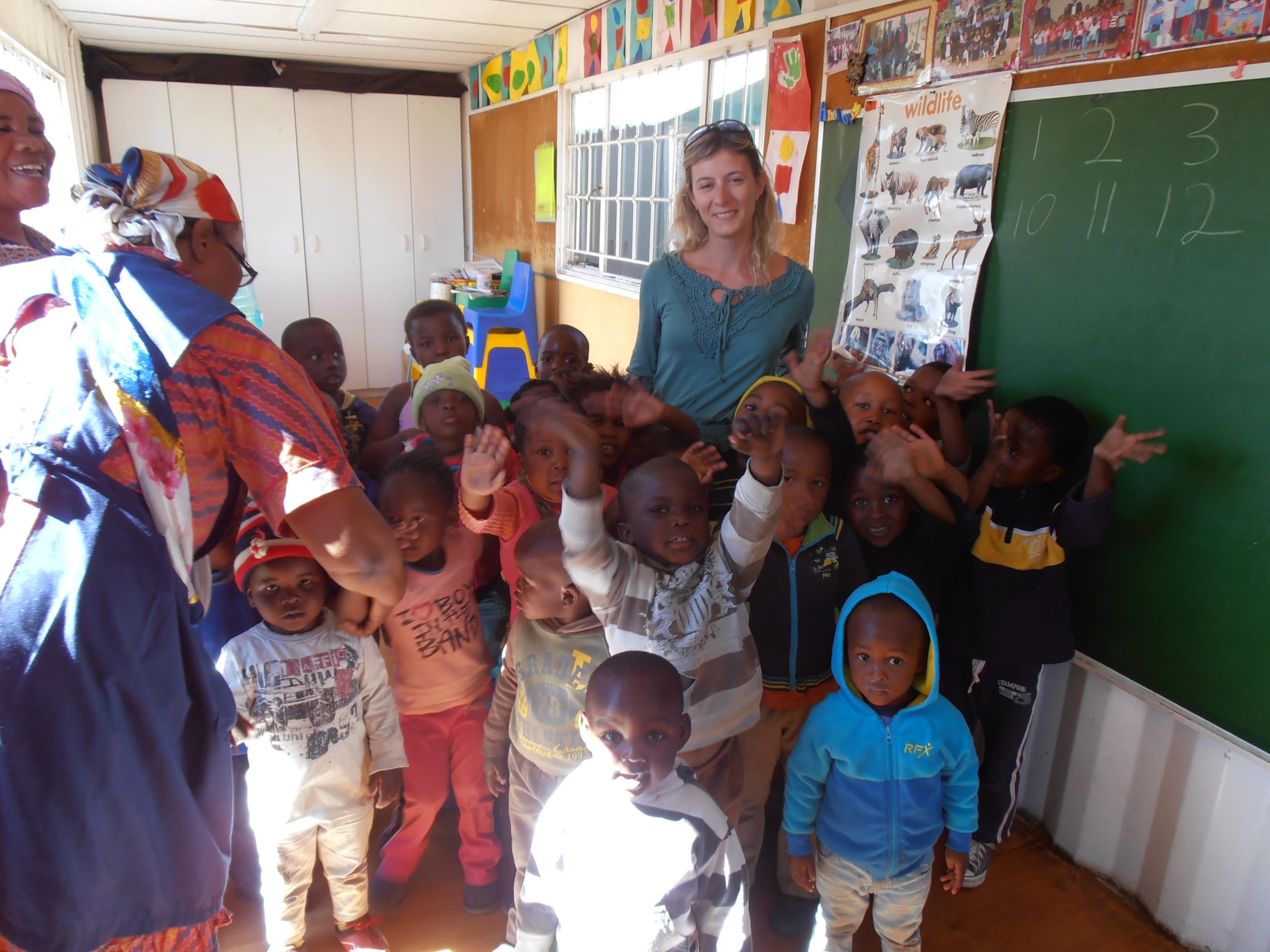 volontariato-sudafrica