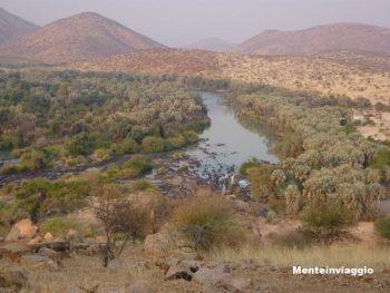 Safari in Namibia cosa vedere