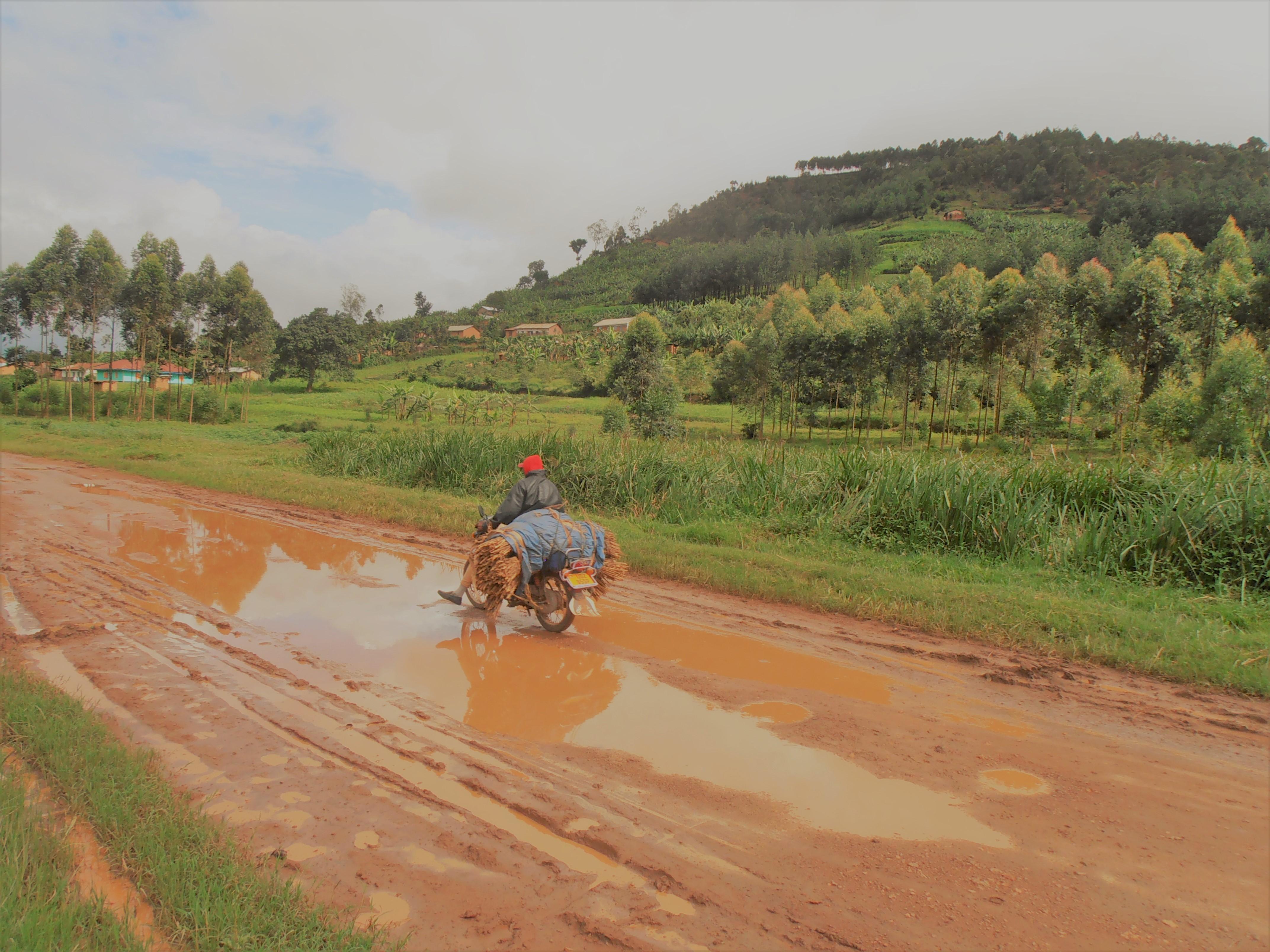 fare volontariato in uganda -abbandonare il controllo