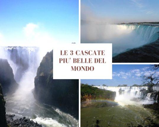cascate più belle del mondo