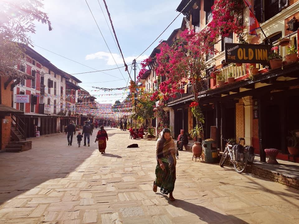 bandipur nepal sconosciuto
