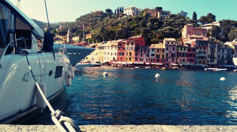 vacanze in vela catamarano cinque terre
