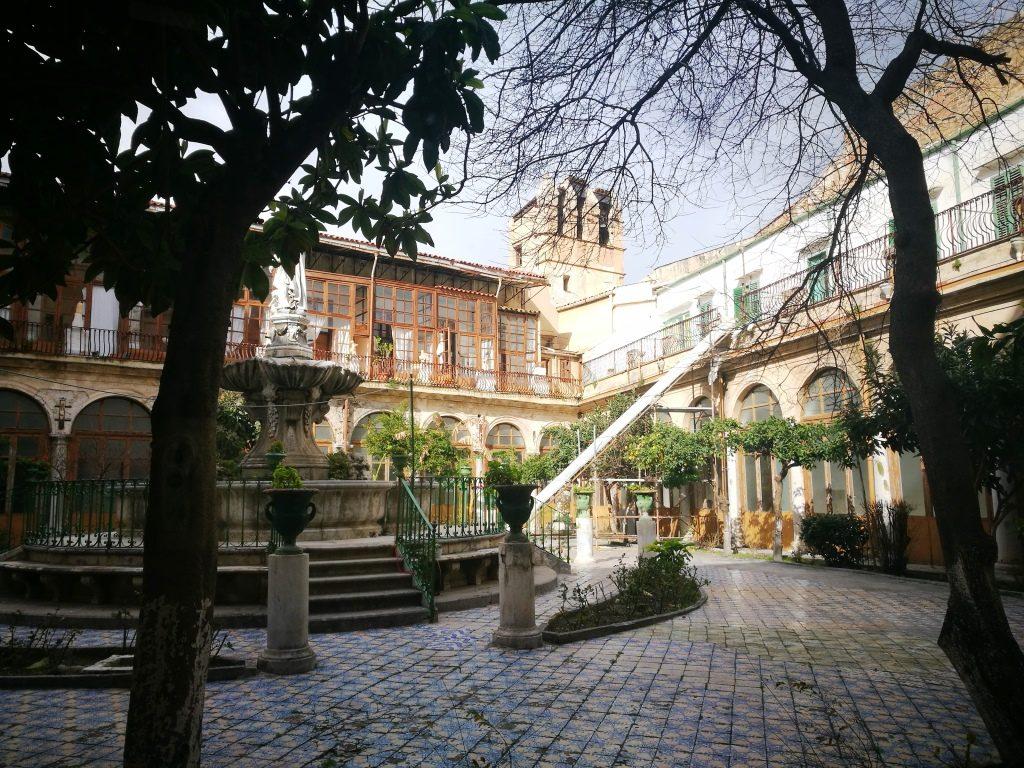 Mangiare a Palermo Convento di Santa Caterina