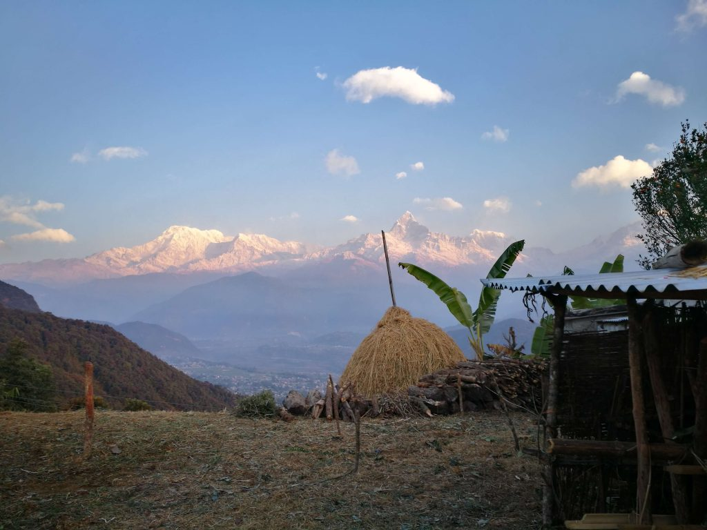nepal consigli annapurna