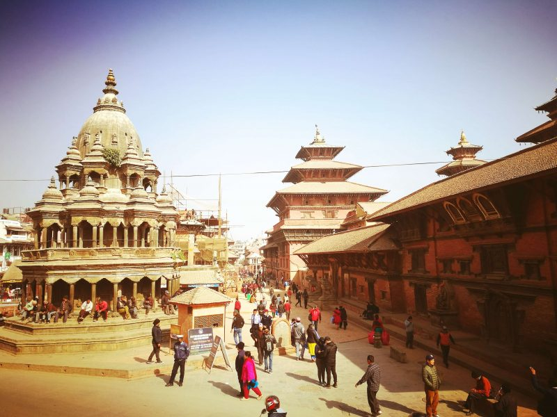nepal consigli patan durbar square