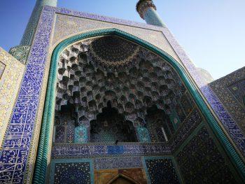 come organizzare un viaggio in iran isfahan