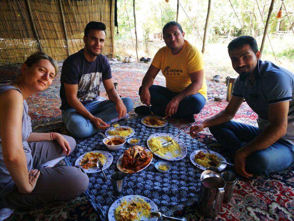 organizzare un viaggio in iran nomadi