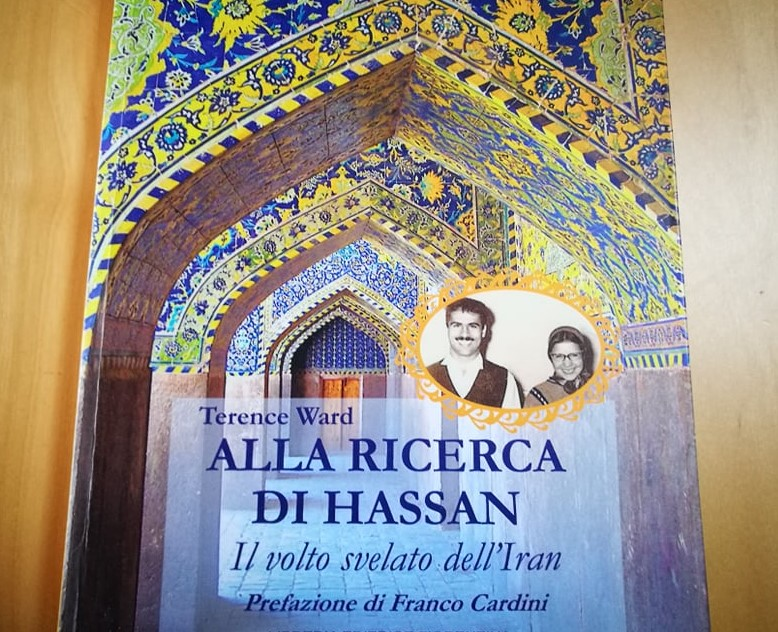 libri di viaggio iran hassan