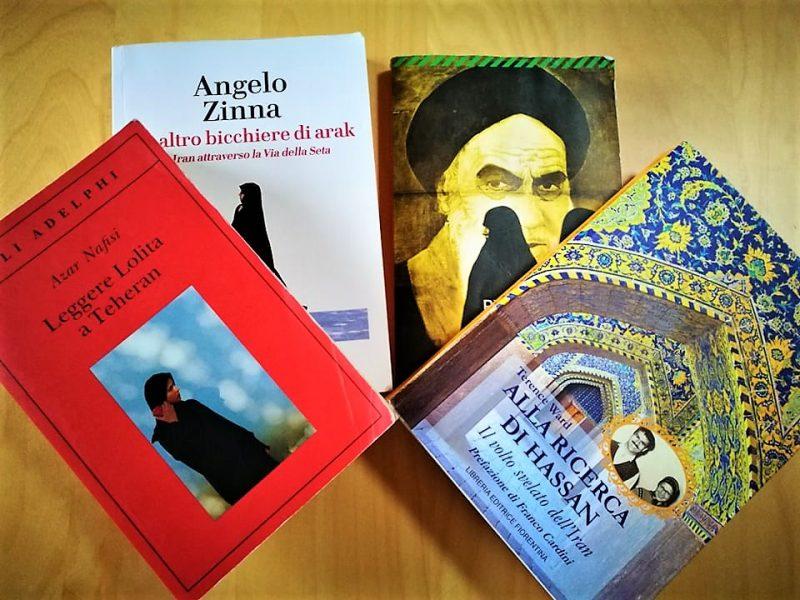 libri di viaggio iran