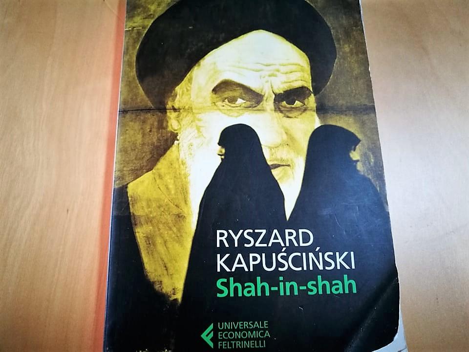 libri di viaggio iran kapuscinski