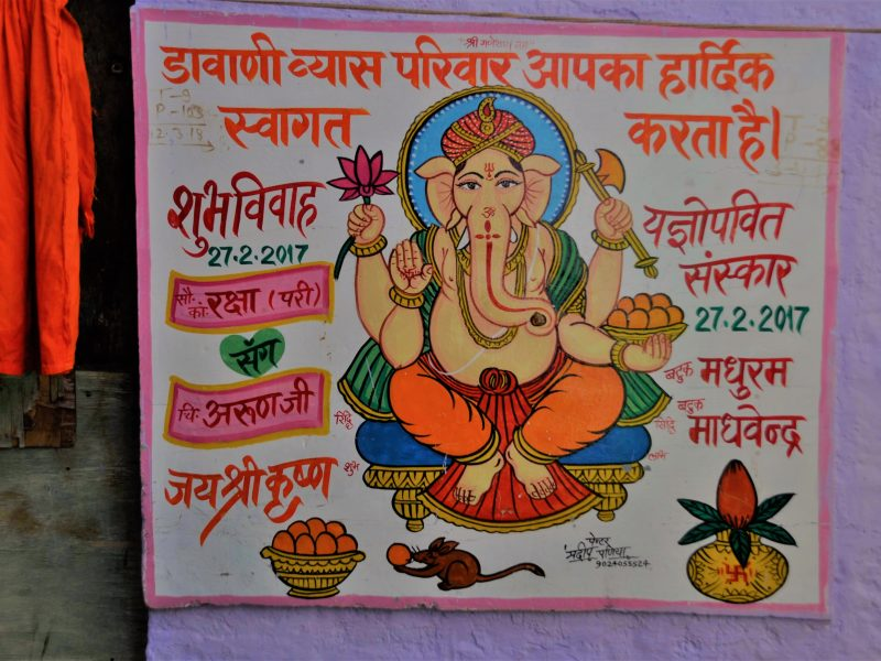 viaggio in india ganesh
