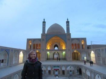 racconti di viaggio iran