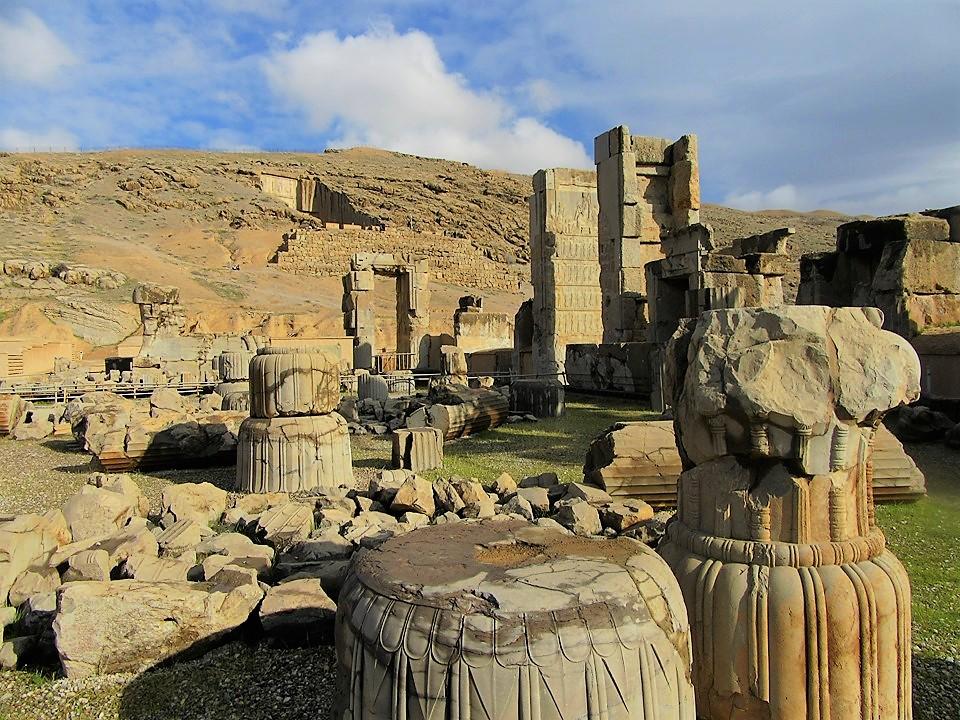 siti archeologici iran