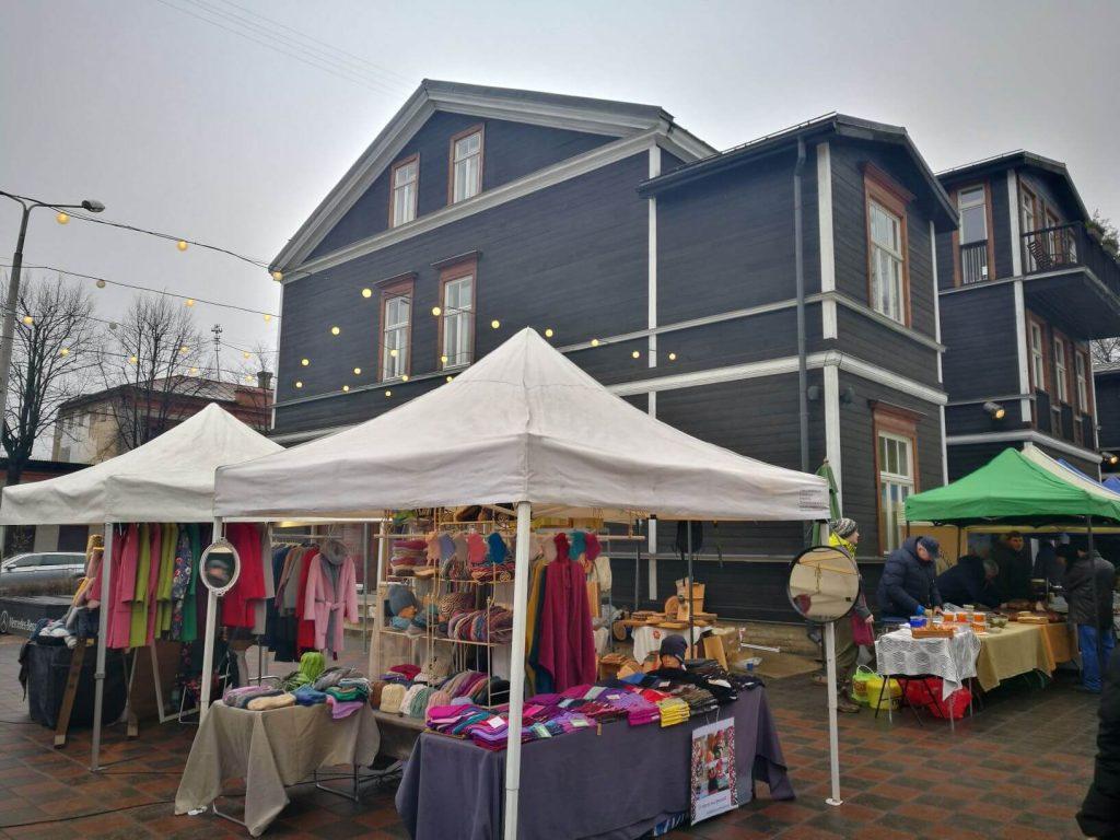 riga mercato sabato