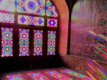 moschee più belle shiraz