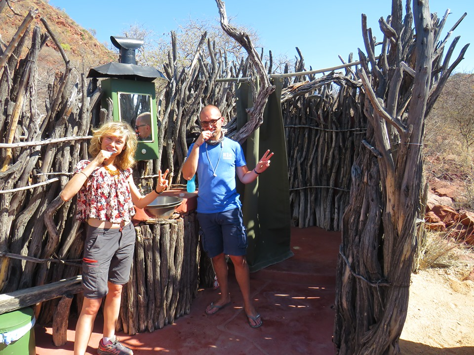 campeggio namibia