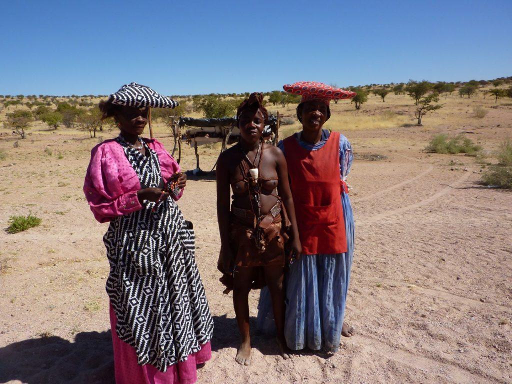 etnie in Namibia herero