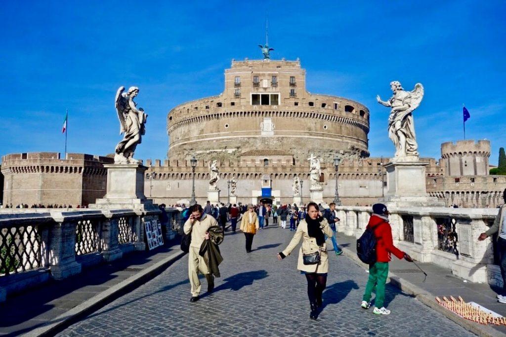 luoghi dei film roma angeli e demoni