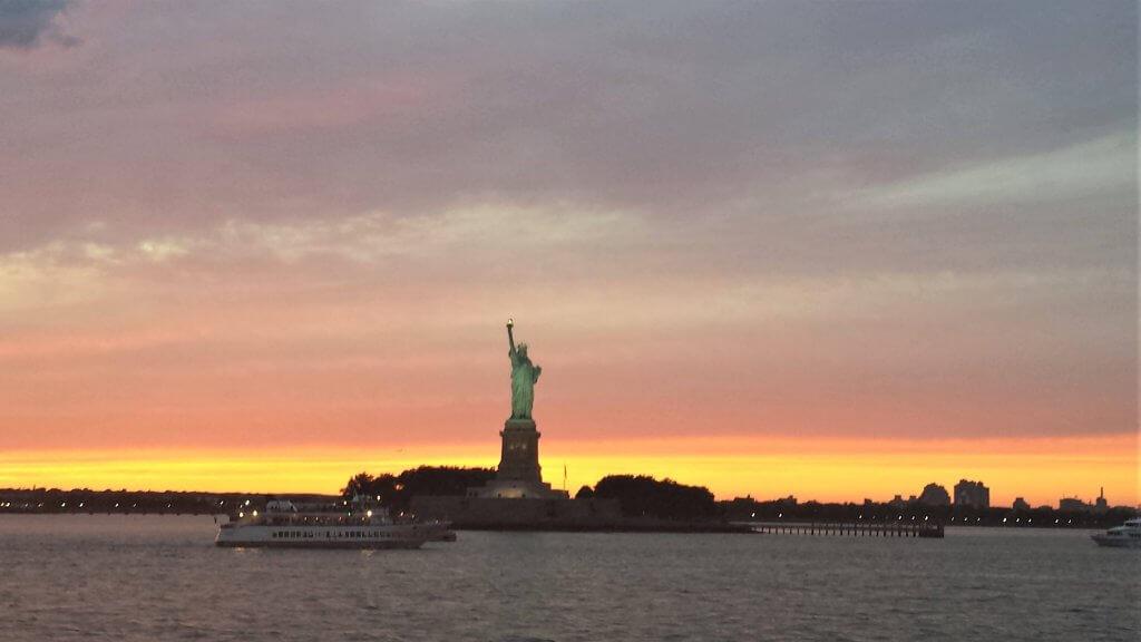 statua libertà new york