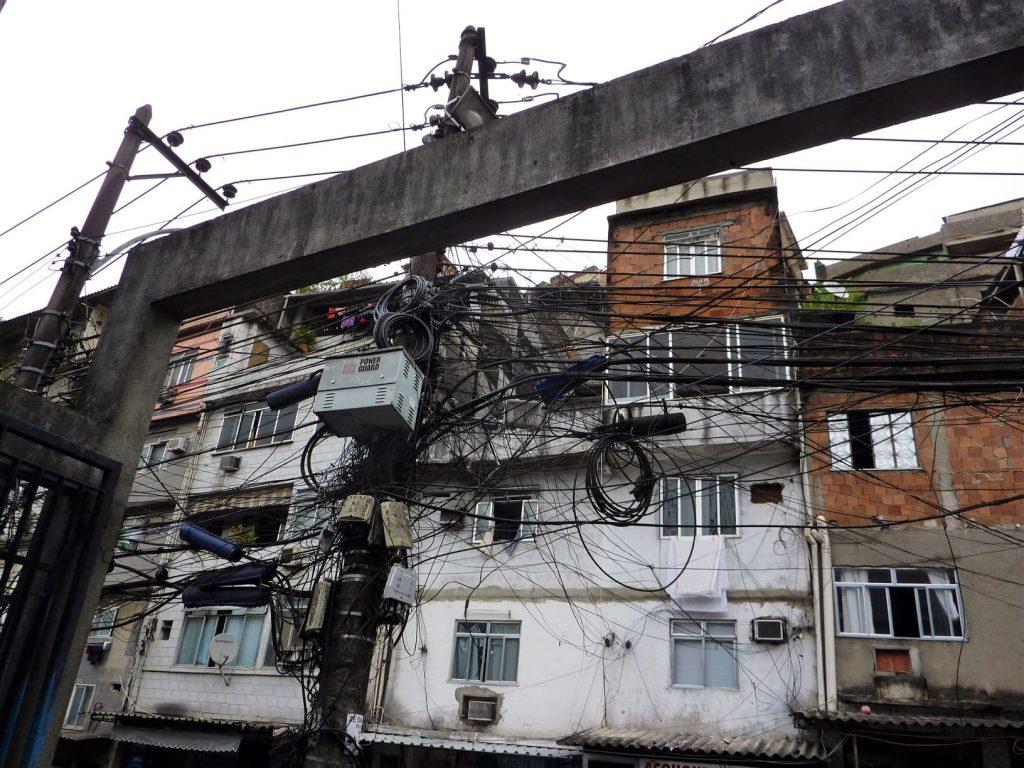 visitare le favelas