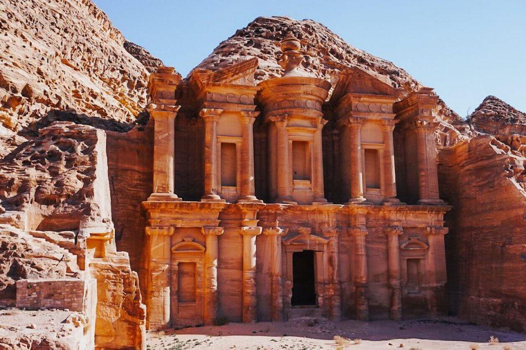 mete viaggi giordania jones