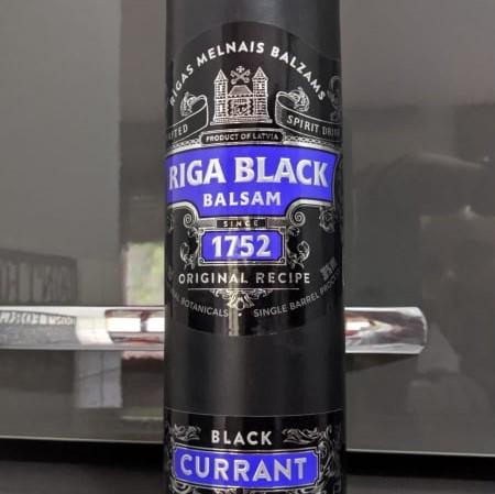 cosa bere riga black balsam