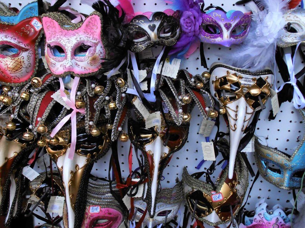 venezia cosa vedere maschere