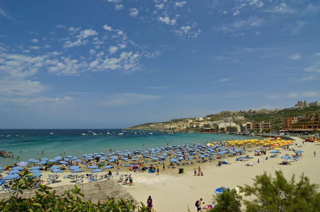 spiagge migliori di malta