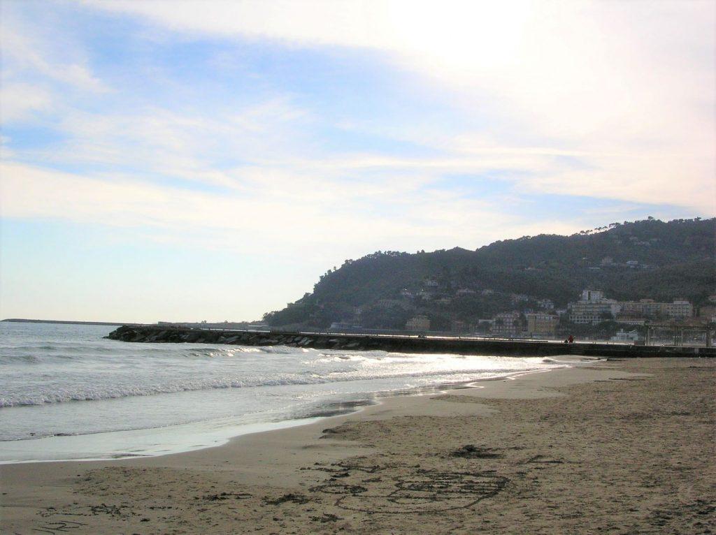 spiagge più belle della liguria di ponente