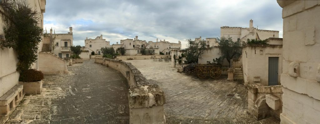 hotel romantici weekend borgo egnazia