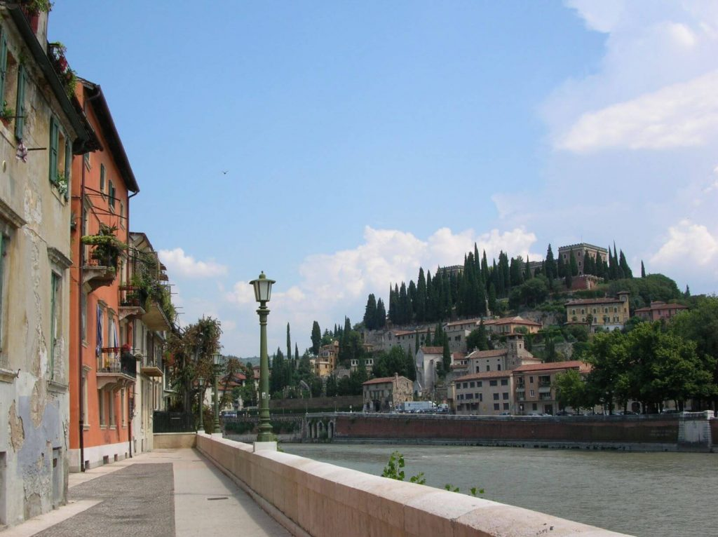hotel romantici per weekend verona