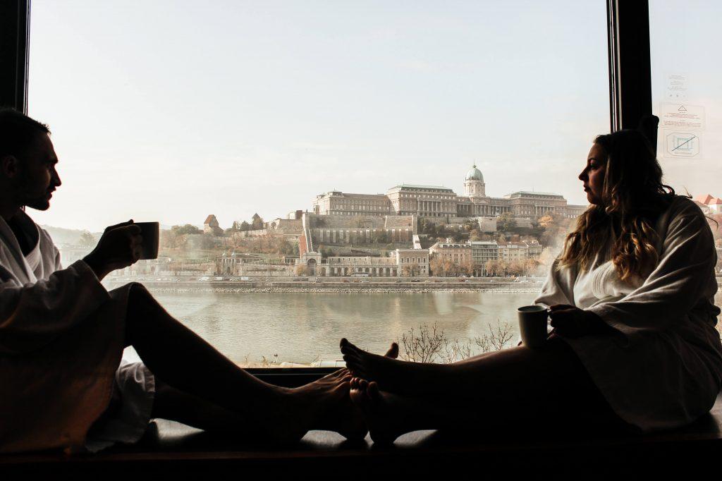 weekend romantico budapest