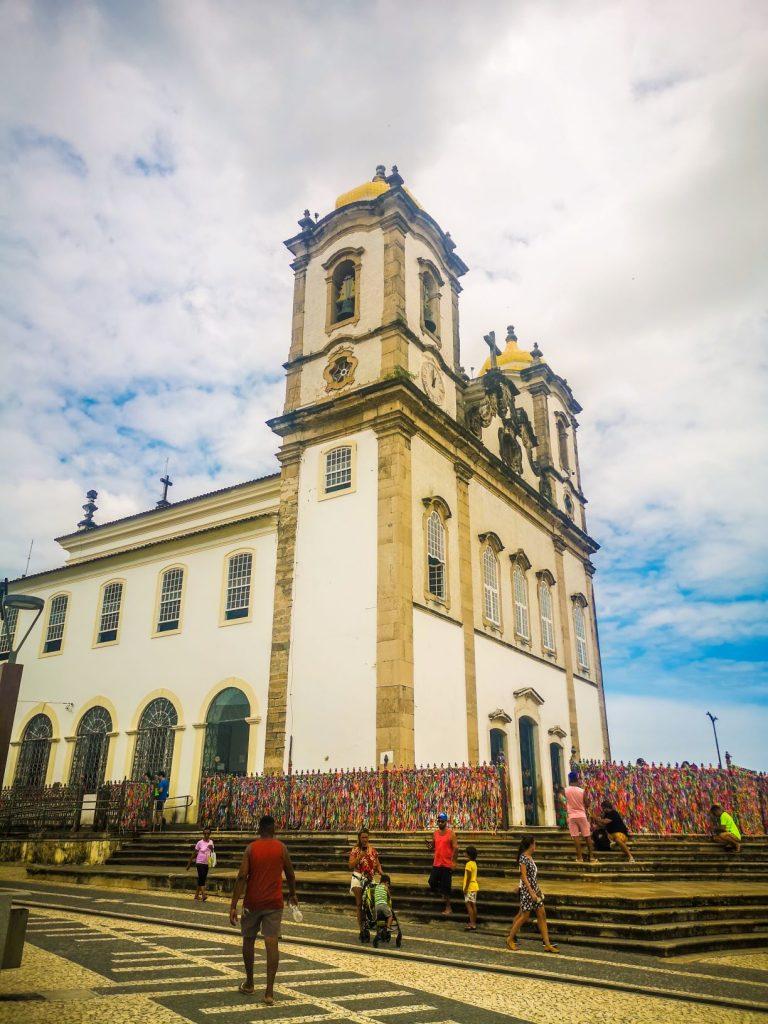 chiesa di bomfin salvador