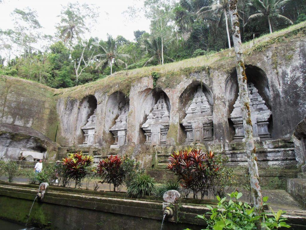 quali templi vedere a Bali gunung kawi