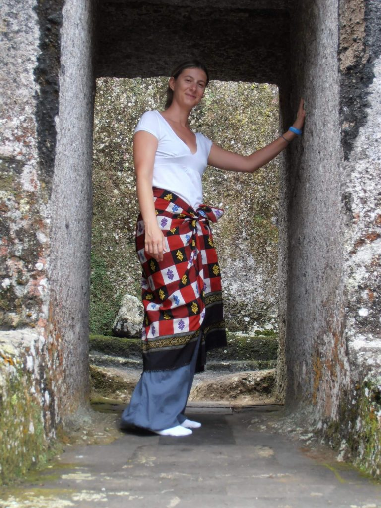 templi bali sarong