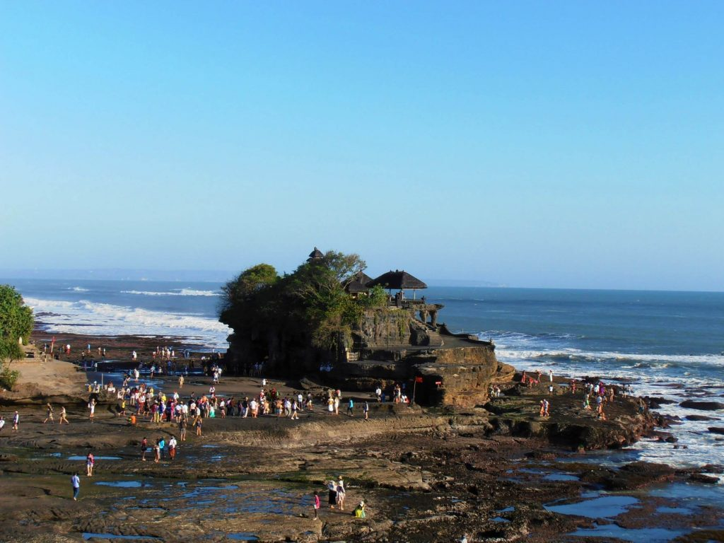 quali templi vedere a Bali tanah lot