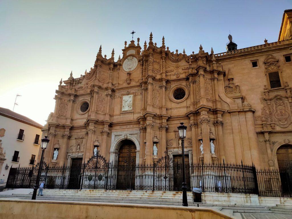 gorafe cattedrale di guadix