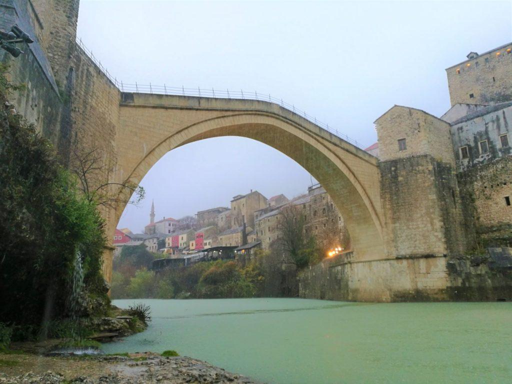 Sarajevo cosa far mostar