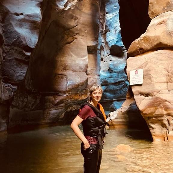 canyon giordania wadi muib